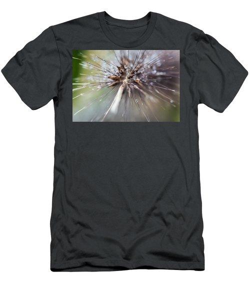 Rain Drops - 9756 Men's T-Shirt (Athletic Fit)