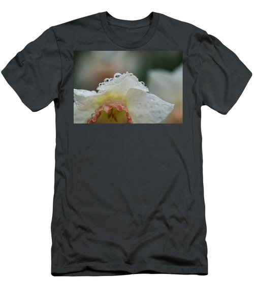 Rain In Daffodils Men's T-Shirt (Athletic Fit)