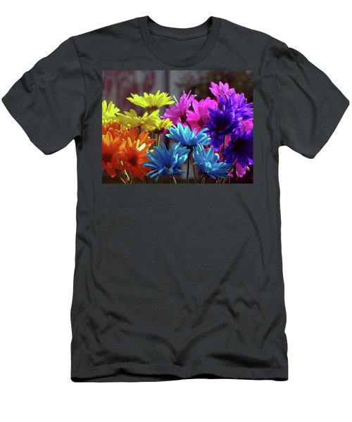 Rainbow Mums 5 Of 5 Men's T-Shirt (Slim Fit) by Tina M Wenger