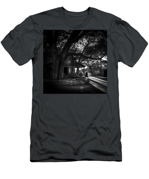 Ranch Hand Bw Men's T-Shirt (Athletic Fit)