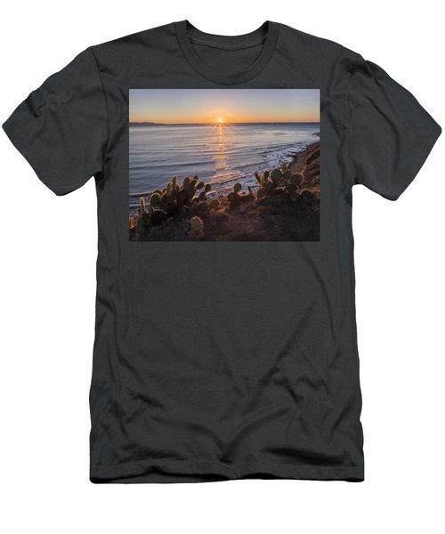 Rancho Gold G Men's T-Shirt (Athletic Fit)