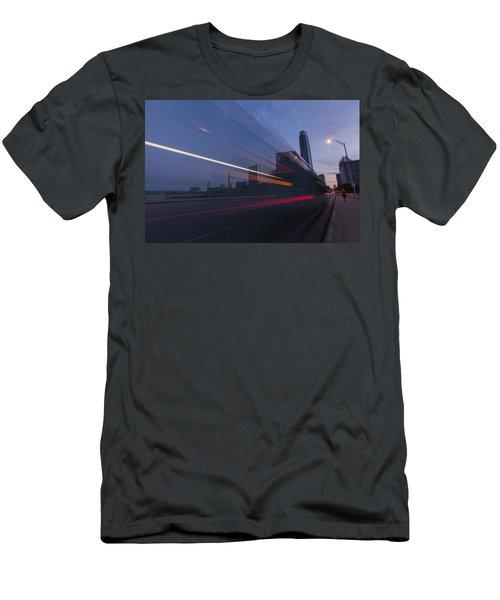 Rapid Transit Men's T-Shirt (Athletic Fit)