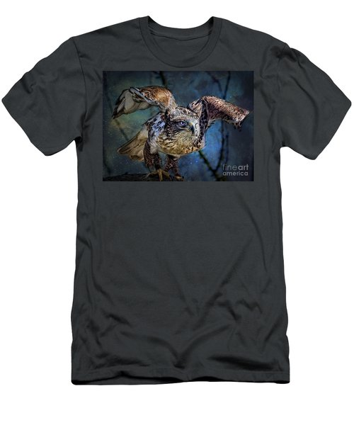 Raptor Hunter Men's T-Shirt (Athletic Fit)