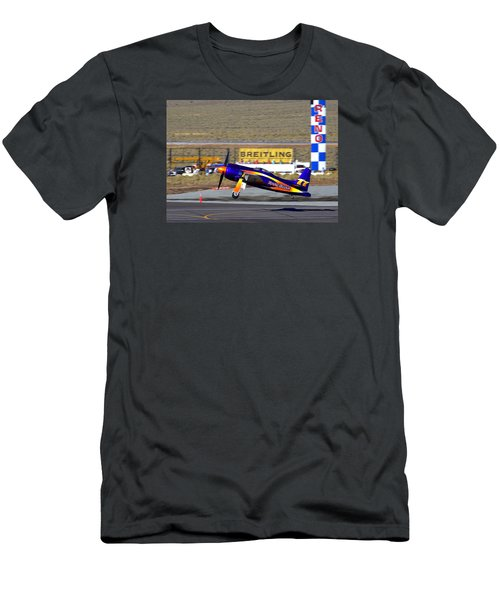 Rare Bear Take-off Sunday's Unlimited Gold Race Men's T-Shirt (Athletic Fit)