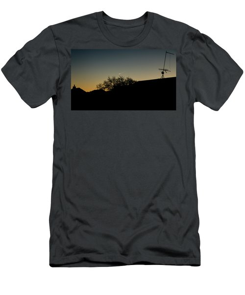 Men's T-Shirt (Athletic Fit) featuring the photograph Rare In Nyc by Johnny Lam