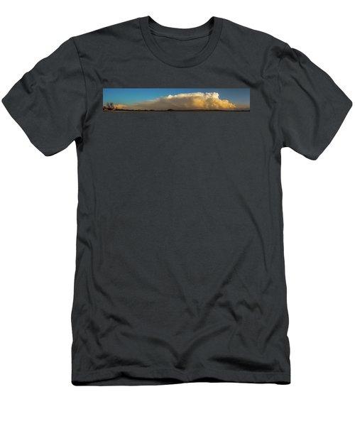 Rare Tornadic Supercells In Nebraska 005 Men's T-Shirt (Athletic Fit)