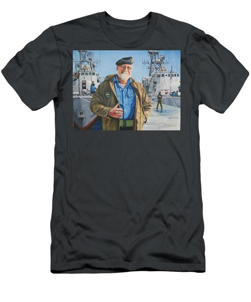 Ras Men's T-Shirt (Athletic Fit)