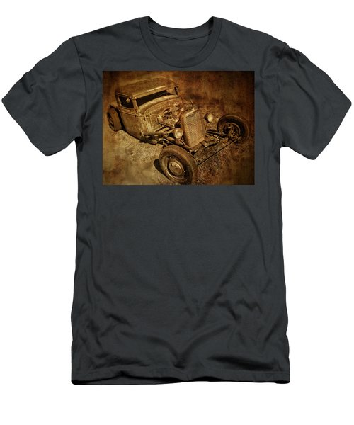 Rat Rod Men's T-Shirt (Athletic Fit)