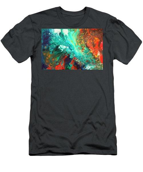 Reconnoitering The Rim Men's T-Shirt (Athletic Fit)
