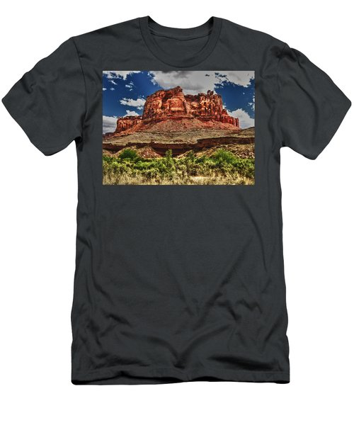 Red Butte Men's T-Shirt (Athletic Fit)
