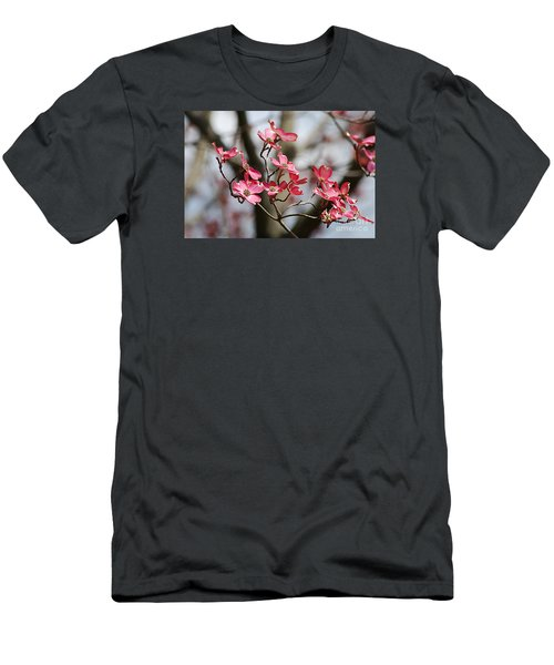 Red Cloud Dogwood 2012410_90a Men's T-Shirt (Athletic Fit)