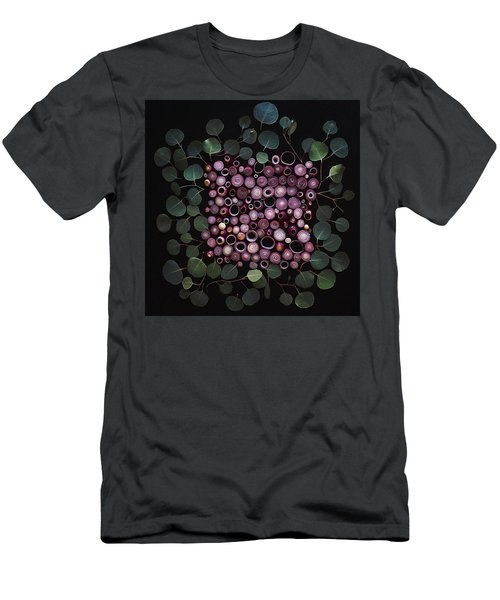 Red Pearl Onions Men's T-Shirt (Athletic Fit)