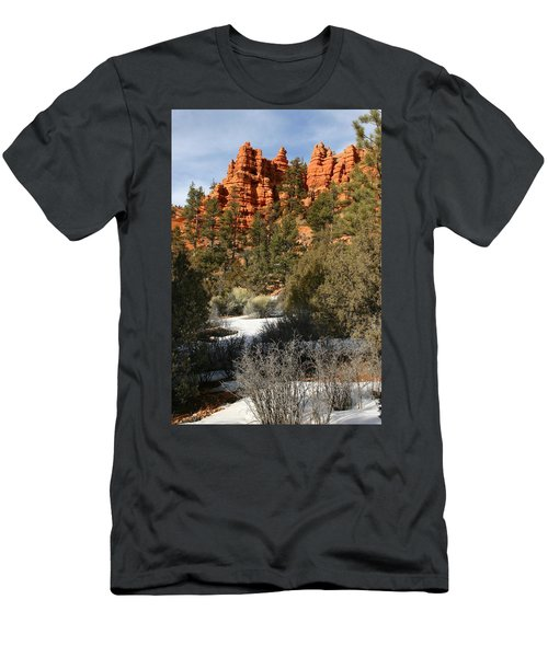 Redrock Winter Men's T-Shirt (Athletic Fit)