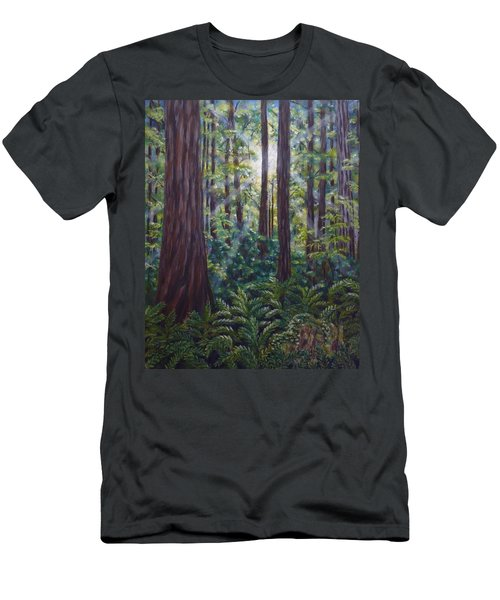 Redwoods Men's T-Shirt (Athletic Fit)