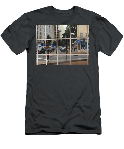 Refection Arsenal 02 Men's T-Shirt (Athletic Fit)