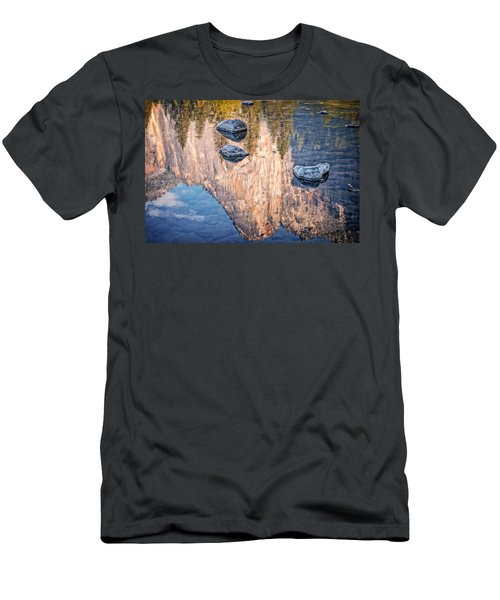 Reflected Majesty Men's T-Shirt (Athletic Fit)