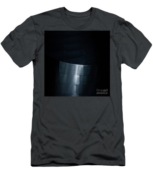 Reflecting On Gehry Men's T-Shirt (Athletic Fit)