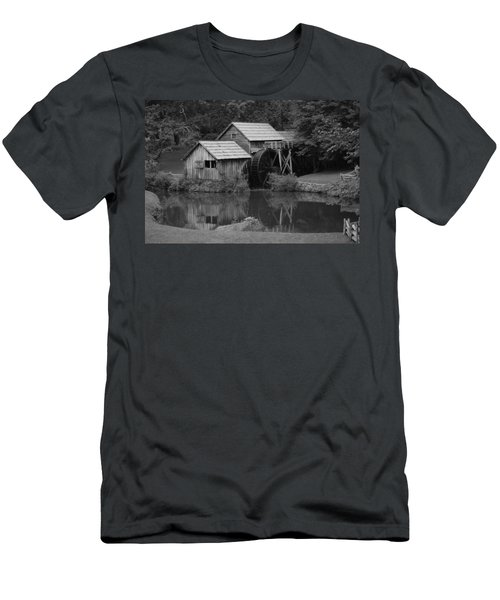 Reflecting The Mill Men's T-Shirt (Athletic Fit)