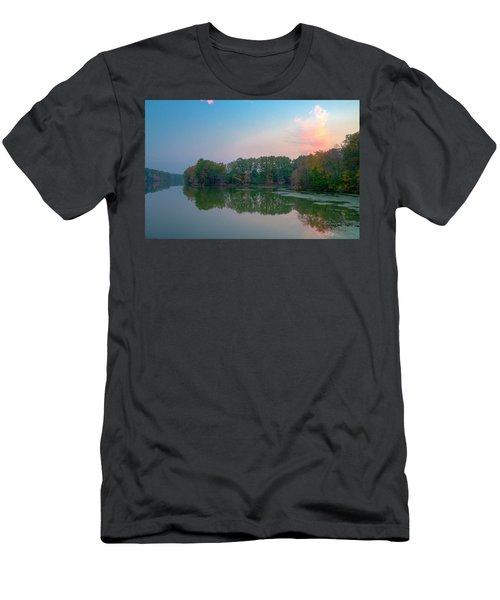 Men's T-Shirt (Athletic Fit) featuring the photograph Reflection II by David Waldrop