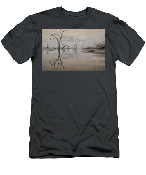 Reflection Of A Dead Tree Men's T-Shirt (Athletic Fit)