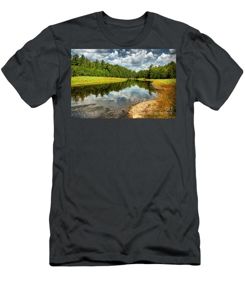 Reflection Of Nature Men's T-Shirt (Athletic Fit)