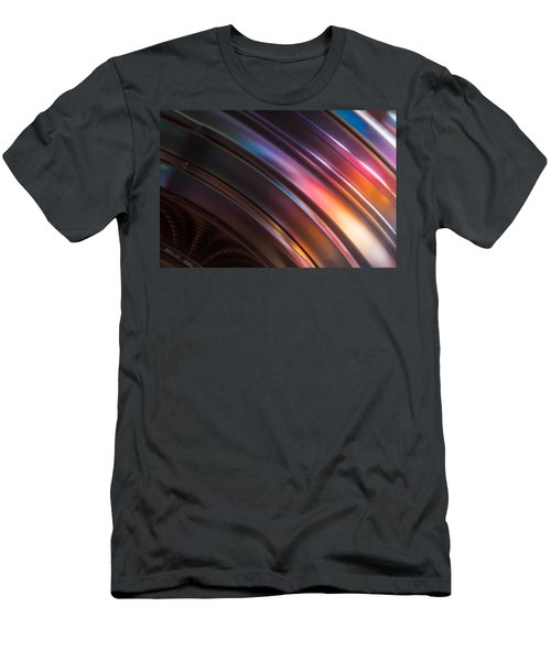 Reflection Of Socks Men's T-Shirt (Athletic Fit)