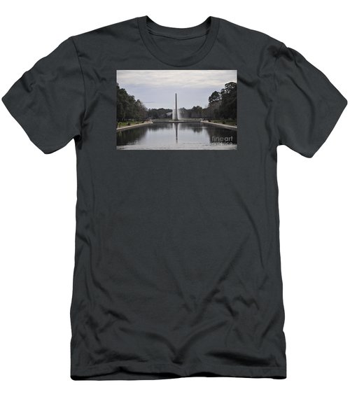 Reflection Pool Men's T-Shirt (Athletic Fit)