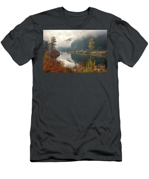 Reflections In The Joe Men's T-Shirt (Athletic Fit)