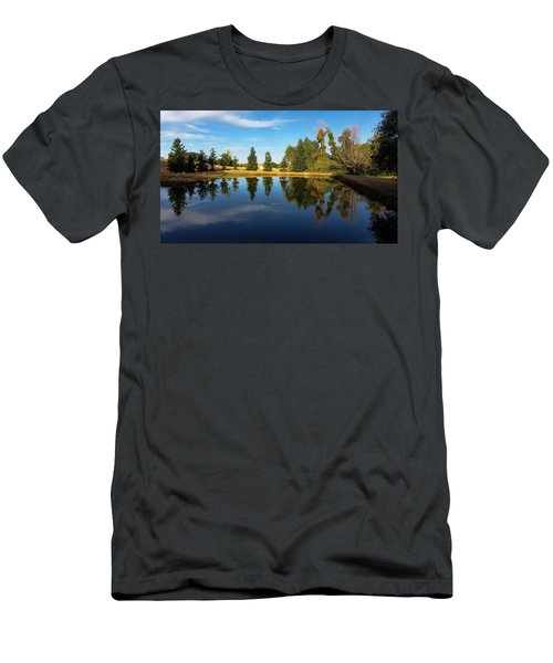 Reflections Of Life Men's T-Shirt (Athletic Fit)