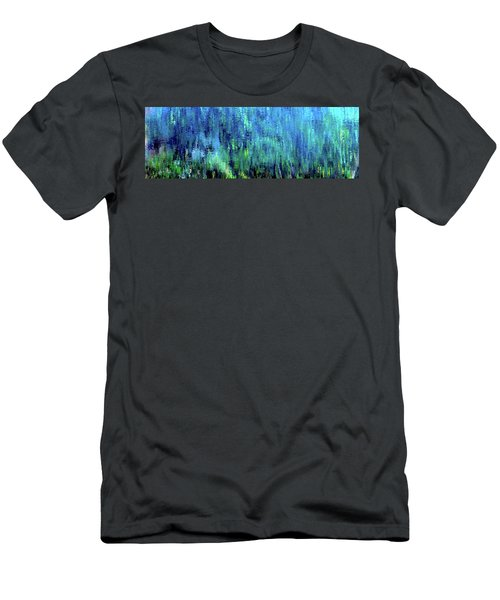 Reflections Of Monet 8155 H_12 Men's T-Shirt (Athletic Fit)