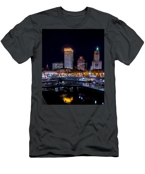 Reflections Of Providence Men's T-Shirt (Athletic Fit)