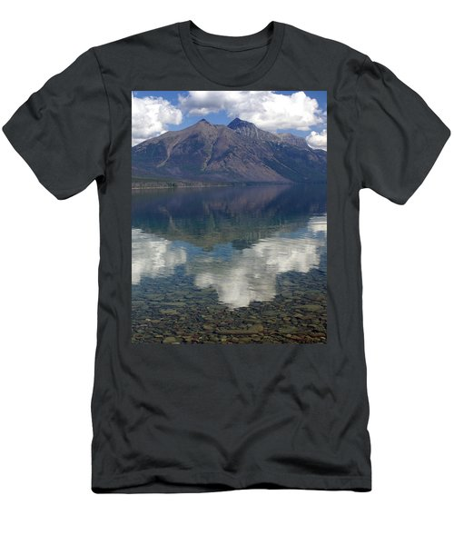 Reflections On The Lake Men's T-Shirt (Athletic Fit)