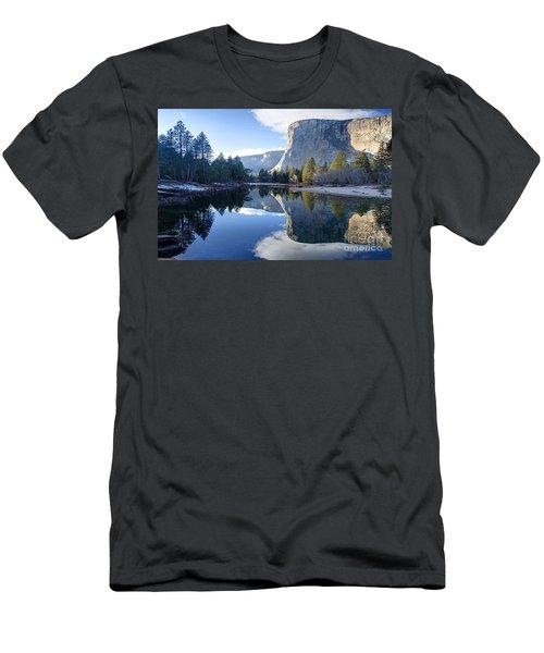 Reflections Men's T-Shirt (Slim Fit) by Rod Jellison
