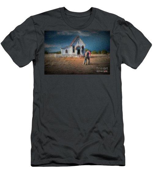 Refuge Men's T-Shirt (Athletic Fit)