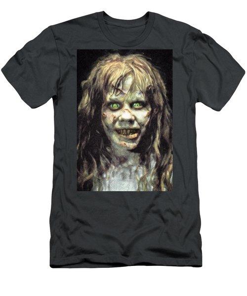 Regan Macneil Men's T-Shirt (Slim Fit) by Taylan Apukovska