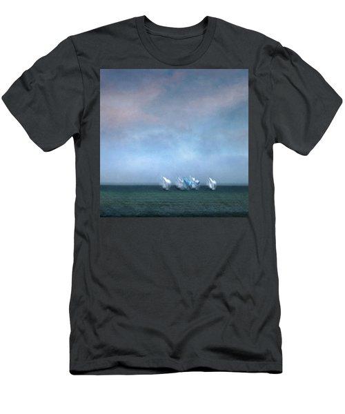 Regatta 2 Men's T-Shirt (Athletic Fit)