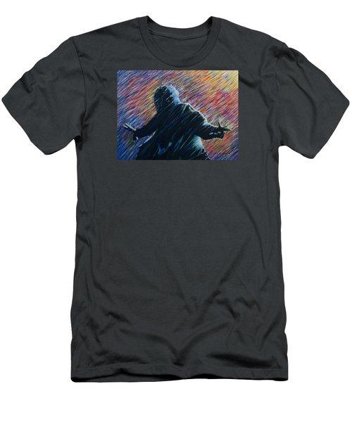 Reign O'er Me Men's T-Shirt (Athletic Fit)