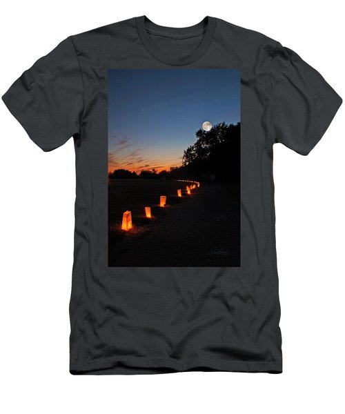 Relay  For Life Men's T-Shirt (Athletic Fit)