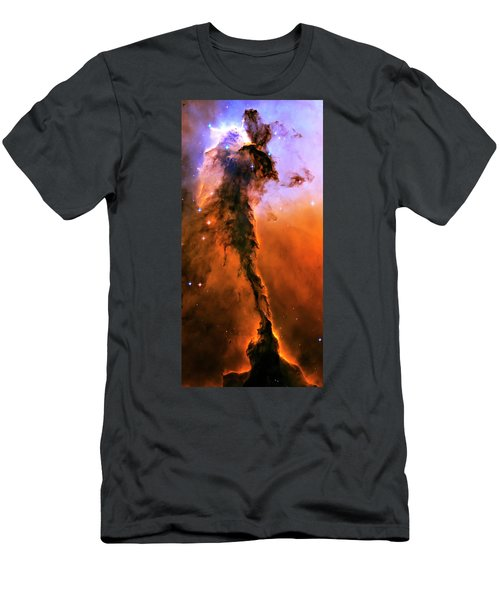 Release - Eagle Nebula 1 Men's T-Shirt (Athletic Fit)