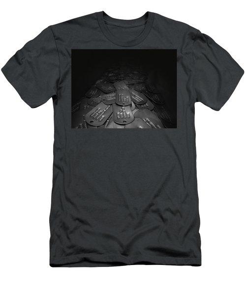 Remember The Fallen Men's T-Shirt (Athletic Fit)