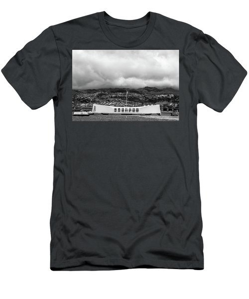 Men's T-Shirt (Athletic Fit) featuring the photograph Remembrance by Colleen Coccia