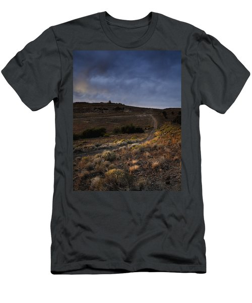 Reno Sunset Men's T-Shirt (Athletic Fit)
