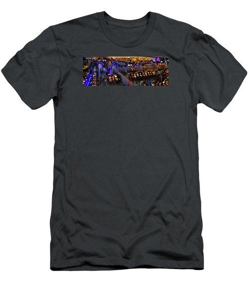 Replay Fx #7 Men's T-Shirt (Slim Fit) by William Bartholomew