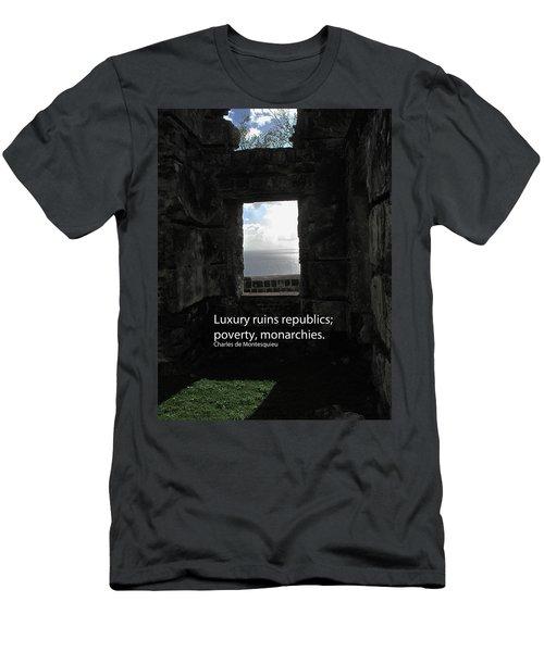 Republics And Monarchies Men's T-Shirt (Slim Fit) by Ian  MacDonald