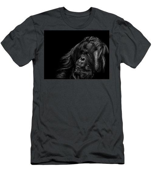 Respect Men's T-Shirt (Slim Fit) by Paul Neville
