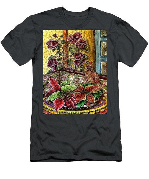 Rest Stop Men's T-Shirt (Athletic Fit)