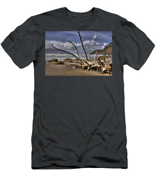 Resting Men's T-Shirt (Athletic Fit)