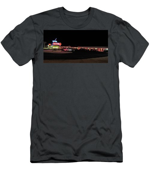 Men's T-Shirt (Slim Fit) featuring the photograph Resting In The Past by Gary Kaylor