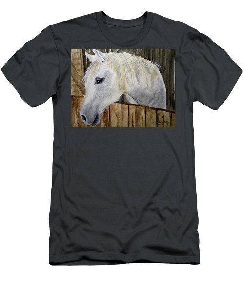 Resting In The Stall Men's T-Shirt (Athletic Fit)
