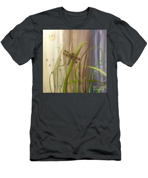 Restoration Of The Balance In Nature Men's T-Shirt (Athletic Fit)